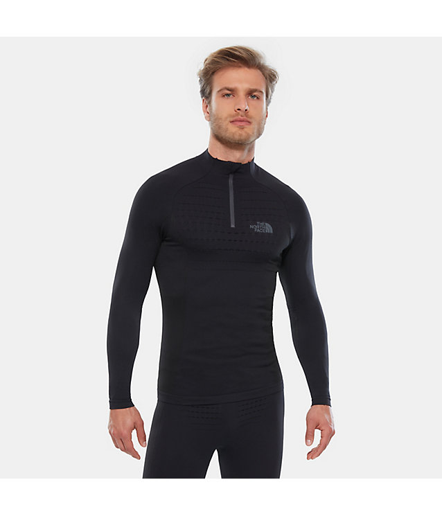 Men's Sport Long-Sleeve  Zip Top | The North Face