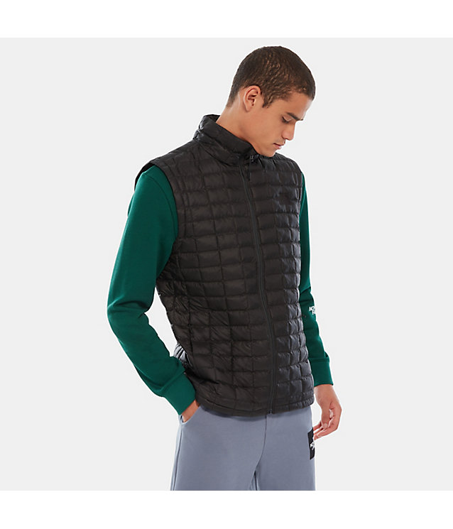Inpakbare Thermoball™ Eco-bodywarmer voor heren | The North Face