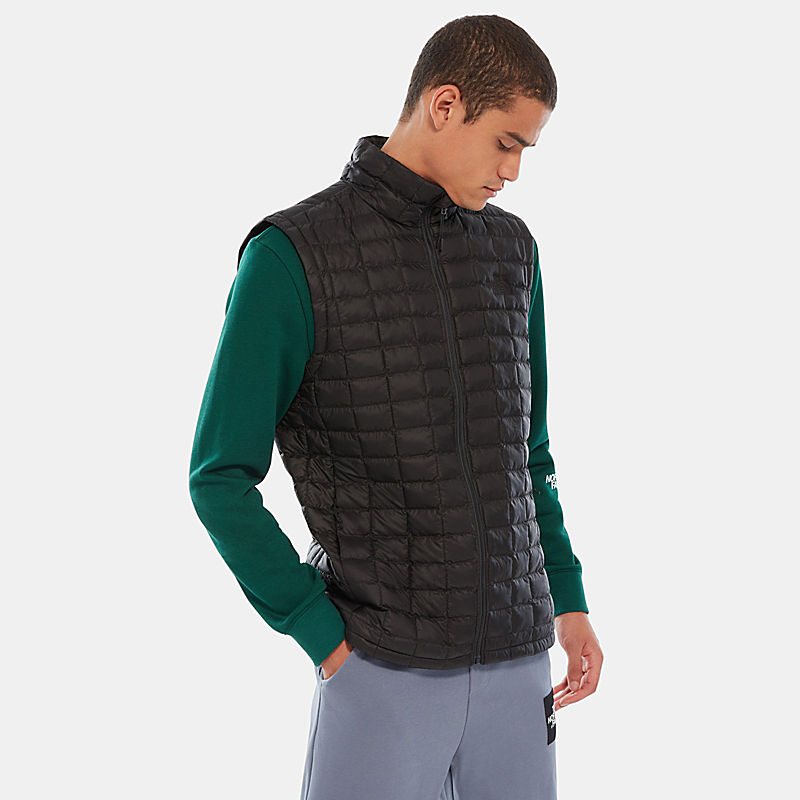 Inpakbare Thermoball™ Eco-bodywarmer voor heren-