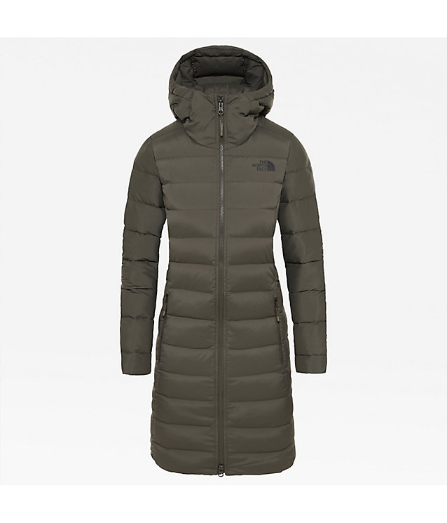 Parka elasticizzato in piumino Donna | The North Face