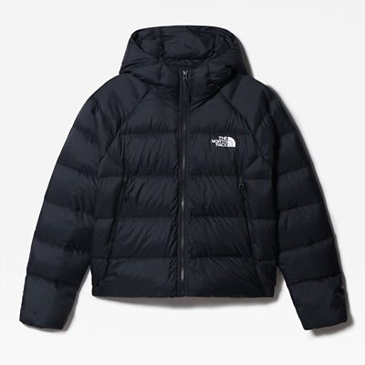 The North Face Womens Hyalite Down Hooded Jacket Aviator