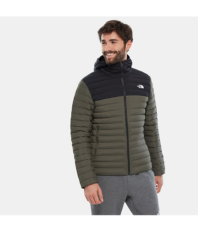PLUMÍFERO CON CAPUCHA STRETCH PARA HOMBRE | The North Face