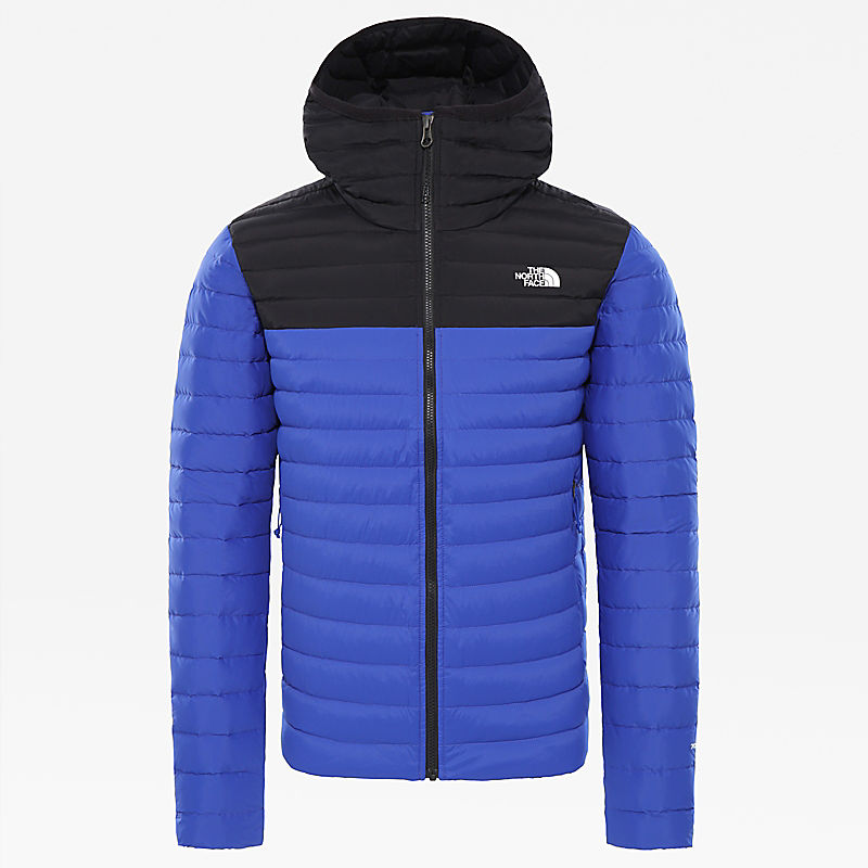 Men's Stretch Packable Down Jacket-