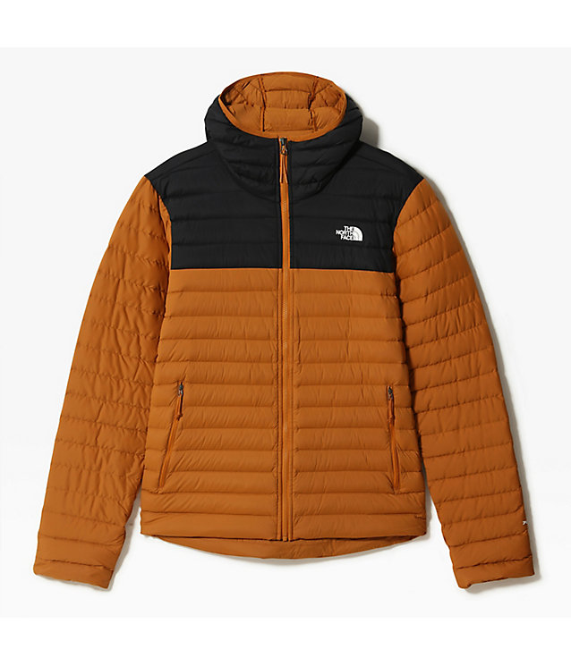 Veste à capuche en duvet extensible pour homme | The North Face