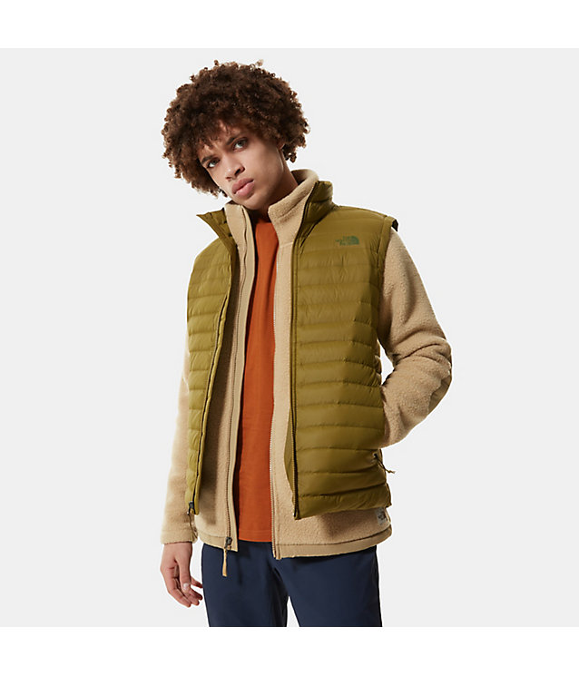 Gilet en duvet extensible pour homme | The North Face