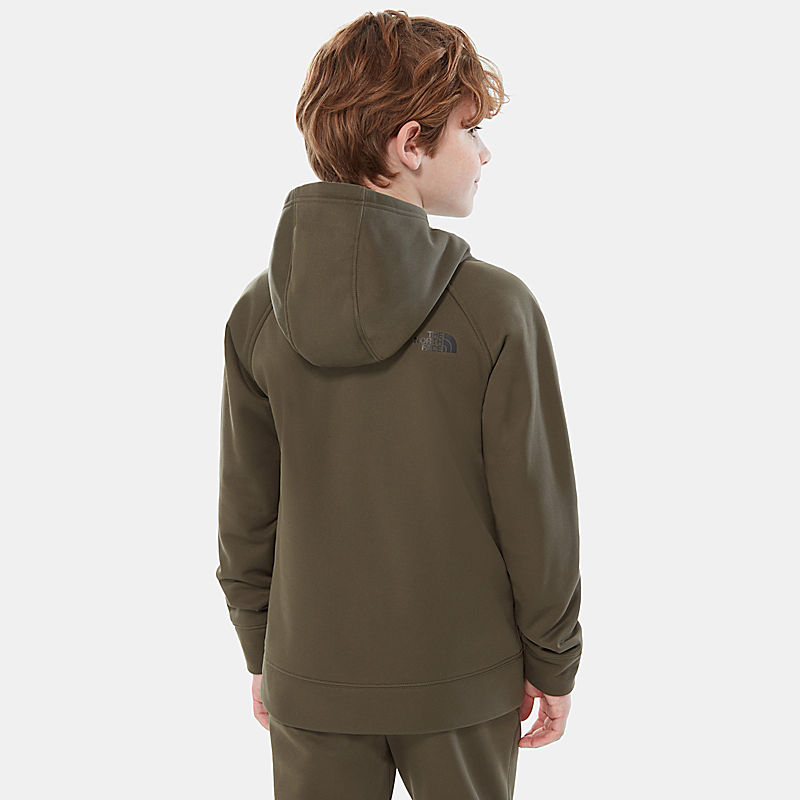 Boy's Surgent Fleece Hoodie-