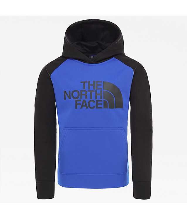 Boy's Surgent Fleece Hoodie | The North Face