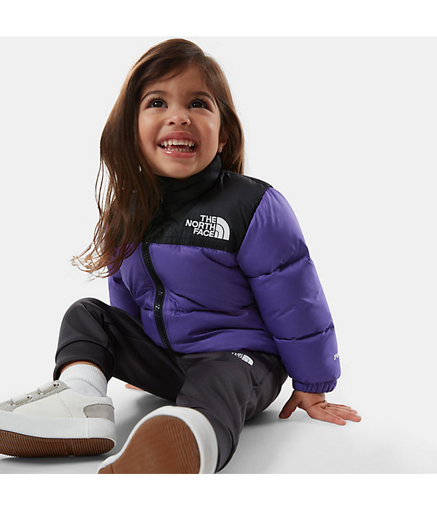 1996 Retro Nuptse-jas voor baby's | The North Face