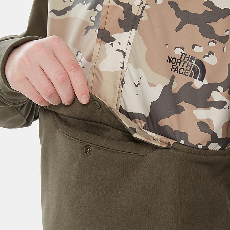 Boy's Surgent Quarter Zip Pullover-