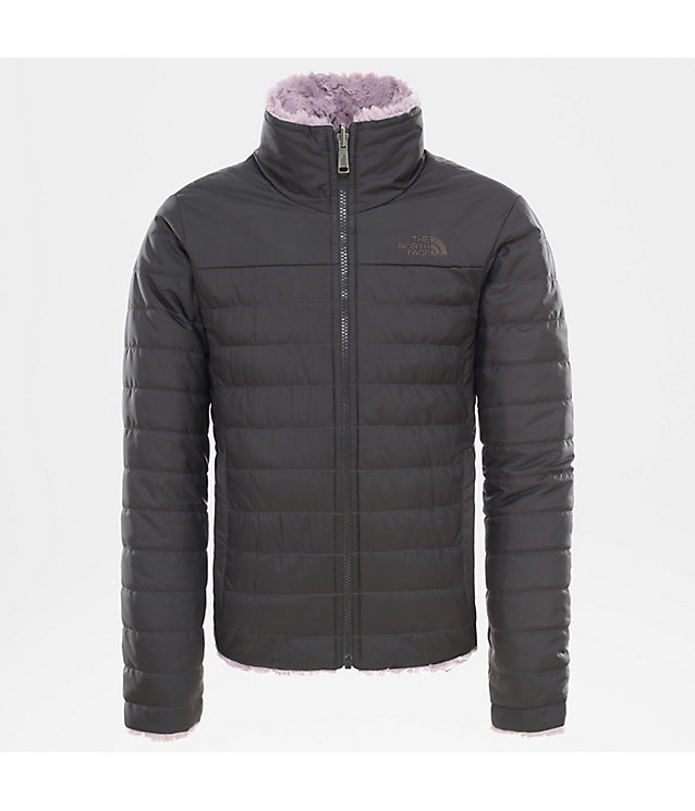Mädchen Reversible Mossbud Swirl Jacke | The North Face
