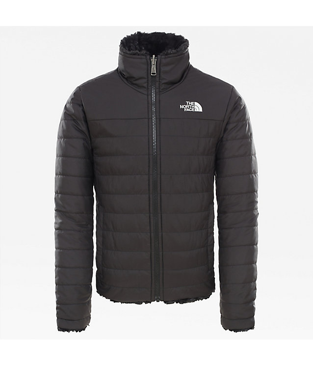 Girls' Reversible Mossbud Swirl Jacket | The North Face
