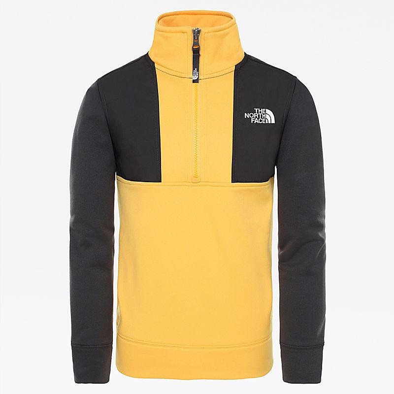Sweat-shirt à fermeture zippée ¼ Surgent pour garçon-