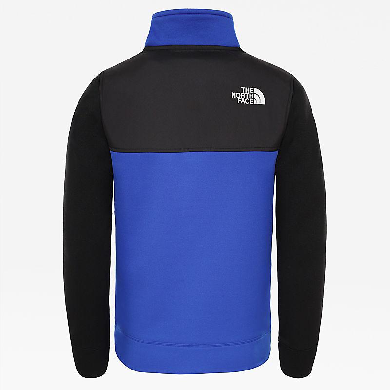 Boys Surgent 1/4 Zip Pullover-