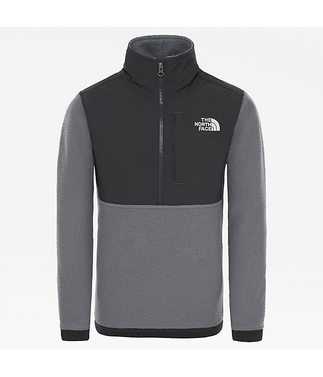 Boys' Balanced Rock 1/4 Zip Fleece | The North Face