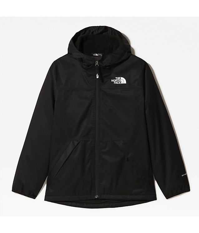 GIRL'S WARM STORM RAIN JACKET | The North Face