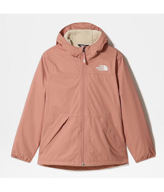 GIACCA IMPERMEABILE BAMBINA WARM STORM | The North Face