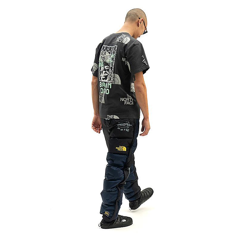 Herren Brain Dead T-Shirt mit Tasche-