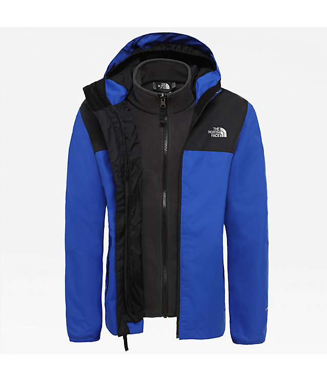 Veste Elden Rain Triclimate® zippée pour garçon | The North Face