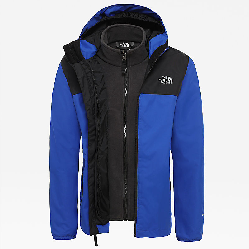 Boy's Elden Rain Zip-In Triclimate® Jacket-