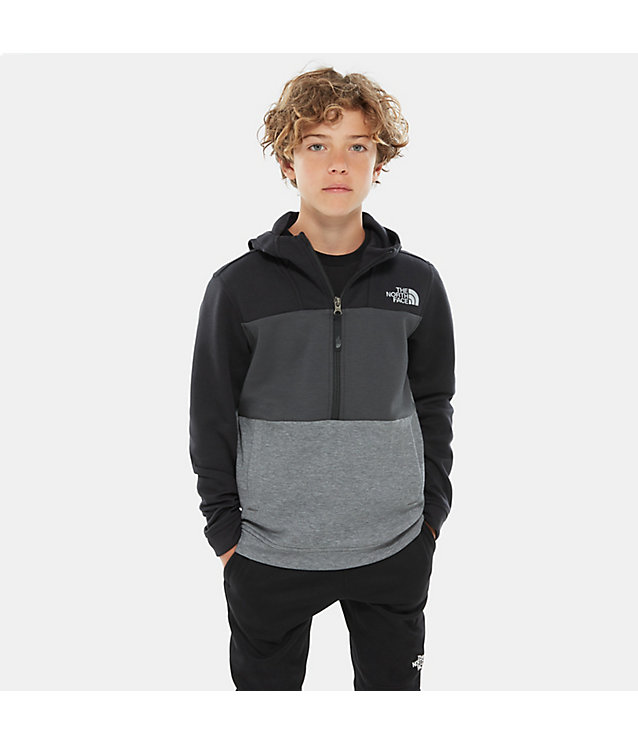 Boys' Slacker 1/4 Zip Hoodie | The North Face
