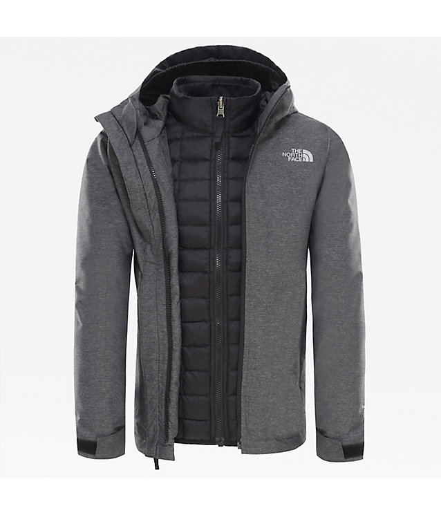 Jungen Thermoball™ Eco Triclimate® Einzippjacke | The North Face