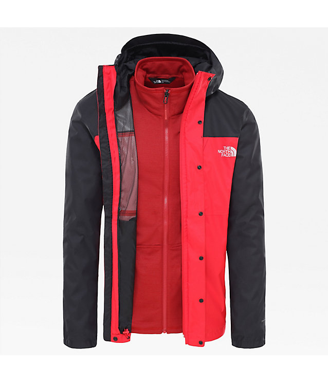 Men's Quest Zip-In Triclimate® Jacket | The North Face