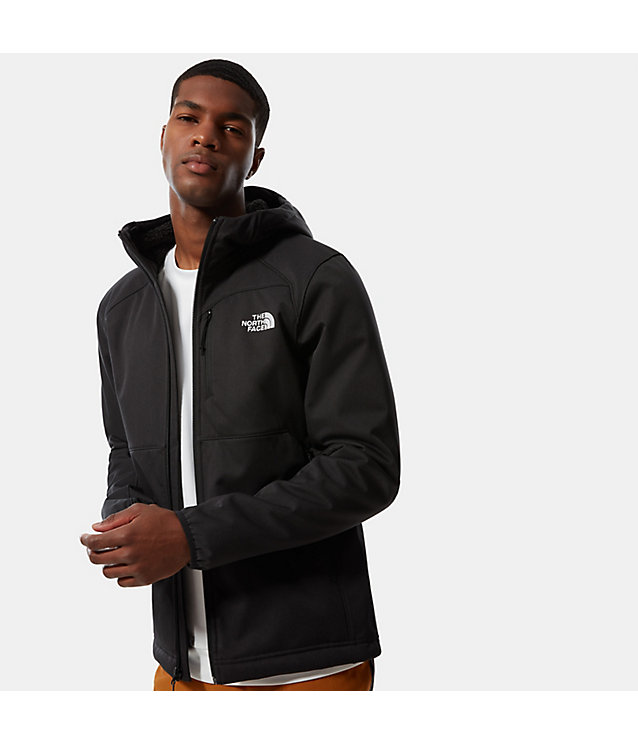 GIACCA SOFTSHELL CON CAPPUCCIO UOMO QUEST | The North Face