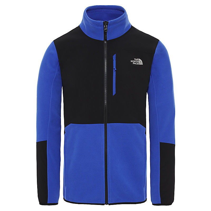 Men's Glacier Pro Full Zip Fleece-