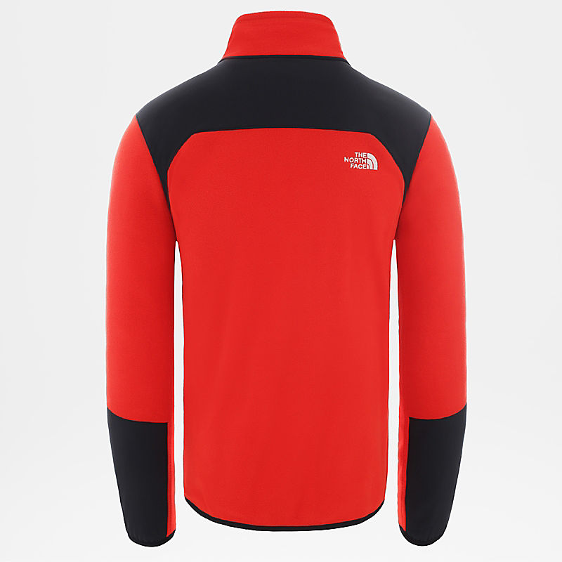 Men's Glacier Pro Quarter Zip Fleece Pullover-