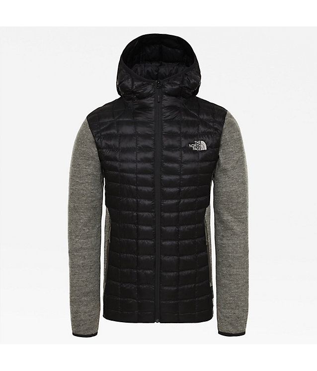 the north face thermoball hybrid giacca