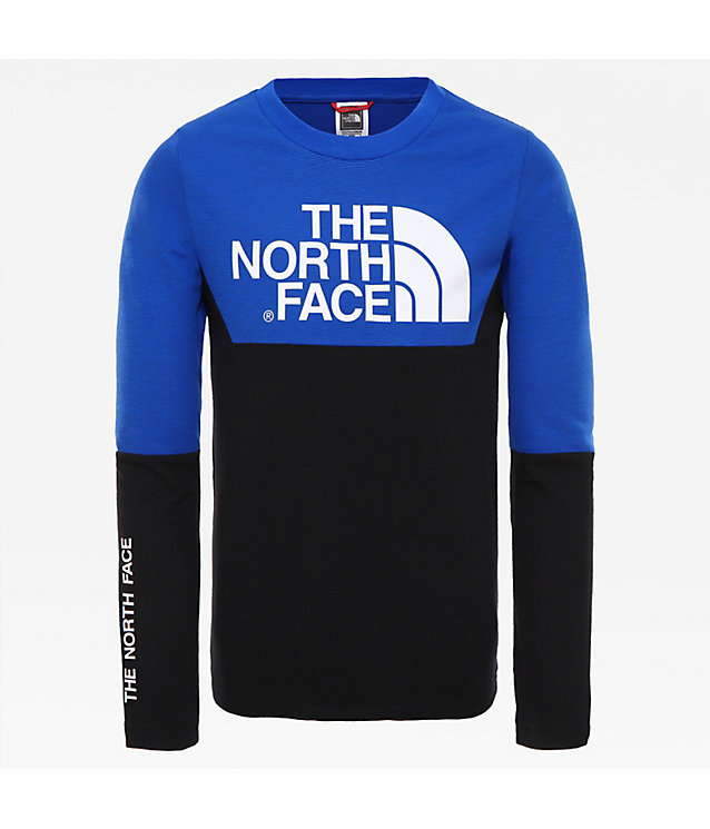 Youth South Peak Long-Sleeve T-Shirt | The North Face