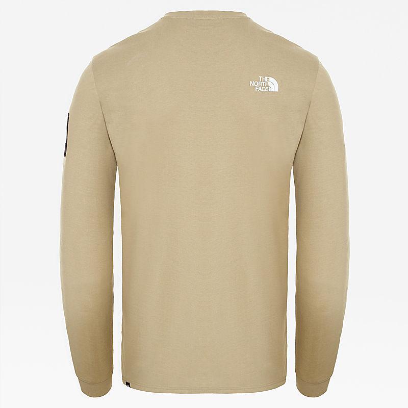 Men's Fine 2 Long-Sleeve T-Shirt-
