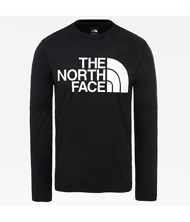 T-shirt à manches longues Flex II Big Logo pour homme | The North Face