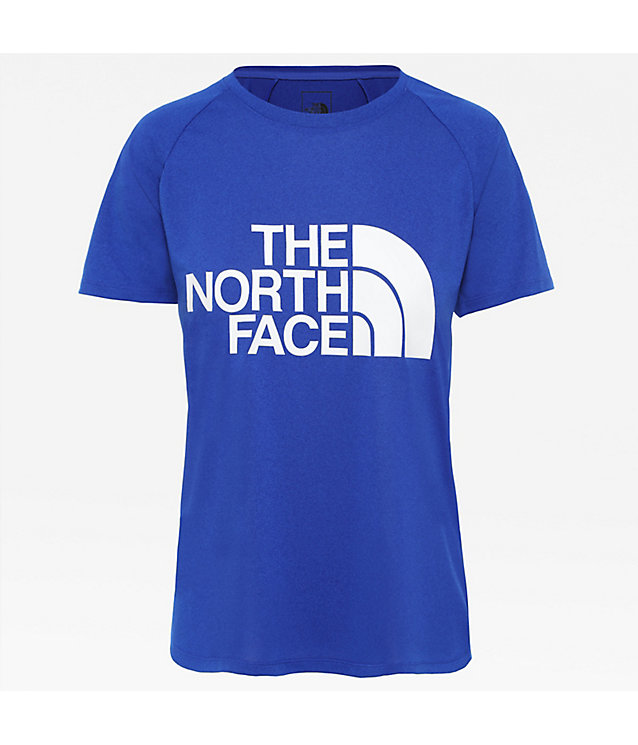 T-Shirt Graphic Play Hard Pour Femme | The North Face
