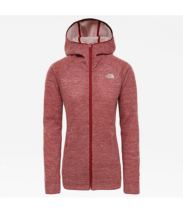Women's Inlux Wool Pro Full Zip Fleece | The North Face
