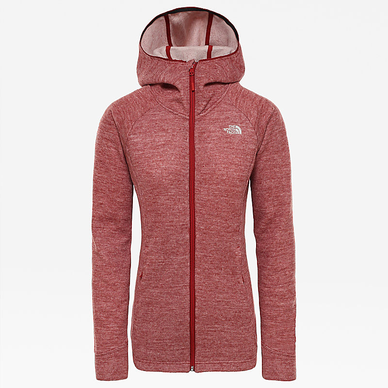 Women's Inlux Wool Pro Full Zip Fleece-
