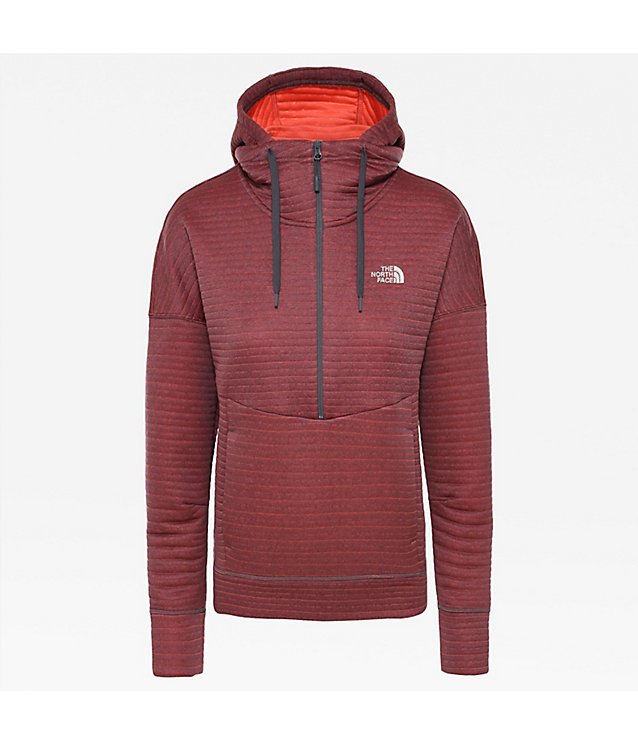 Women's Hikestellar 1/4 Zip Hoodie | The North Face