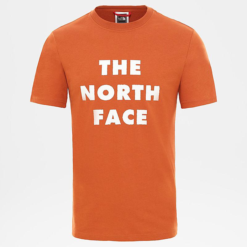 Men's New Graphic T-Shirt-