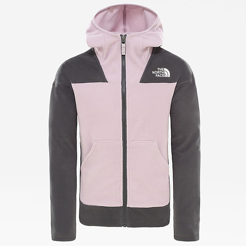 Girl's Glacier Full Zip Fleece-