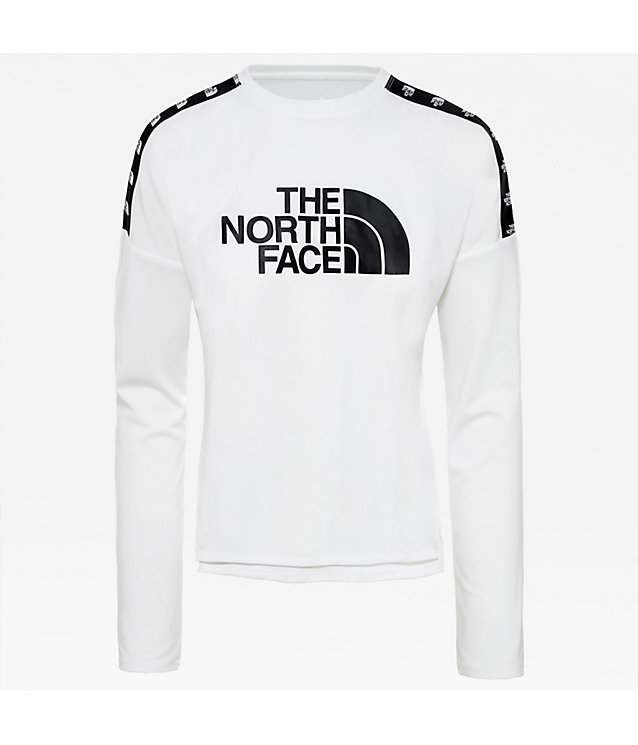 T-shirt court Train N Logo pour femme | The North Face