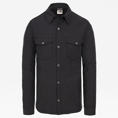 The North Face Chemise Campshire Pour Homme Tnf Black Taille L Men