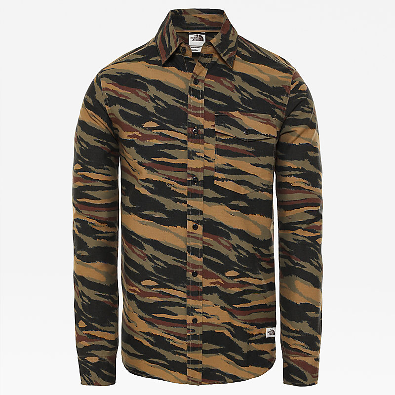 Men's Northwatch Printed Shirt-