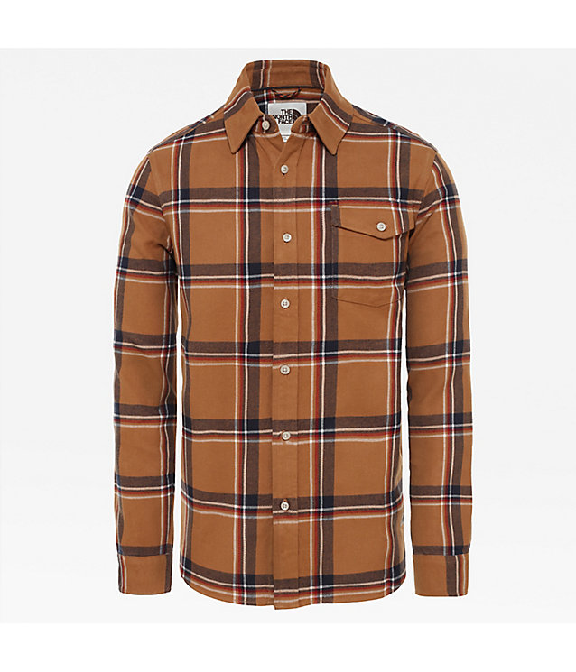 Camicia flanella Uomo Arroyo | The North Face