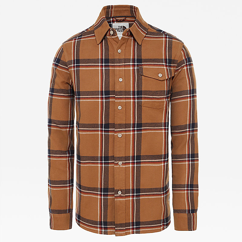 Men's Arroyo Flannel Shirt-