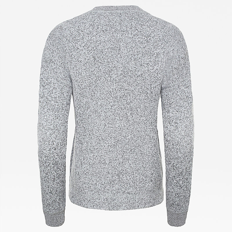 Crescent-pullover voor dames-