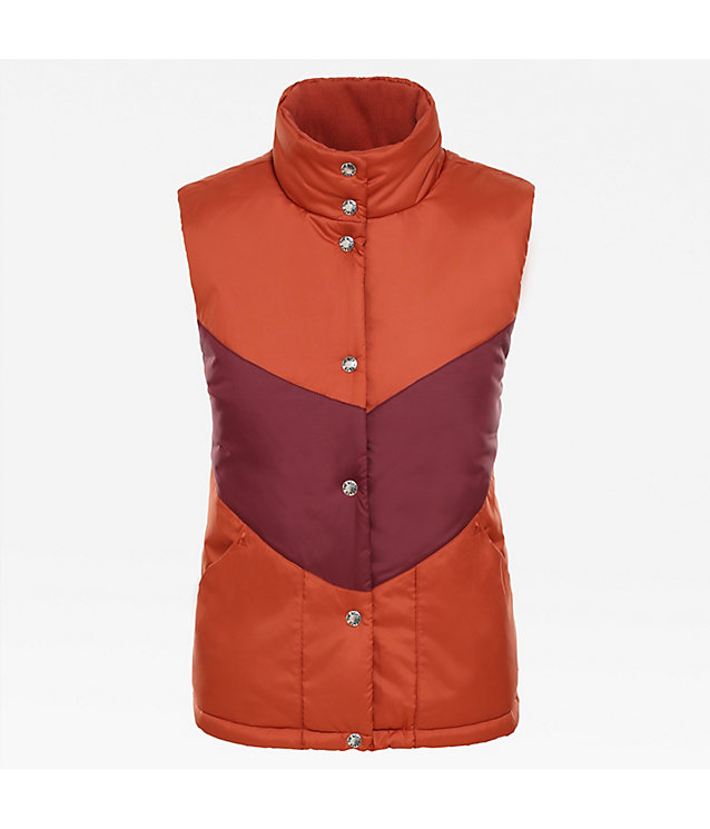 Women's Sylvester Gilet | The North Face