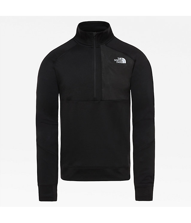 Pullover in materiale riciclato con cerniera 1/4 Uomo Ambition | The North Face