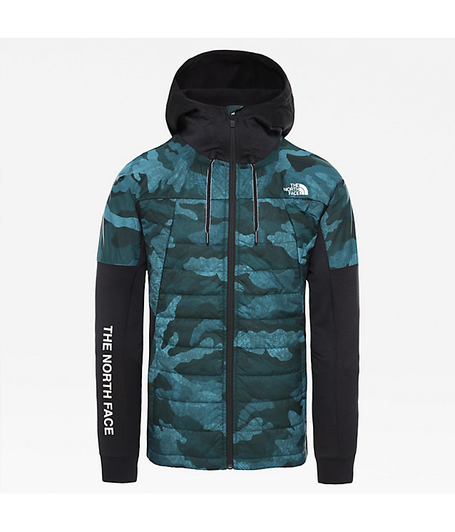 Men's Train N Logo Hybrid Insulated Jacket | The North Face