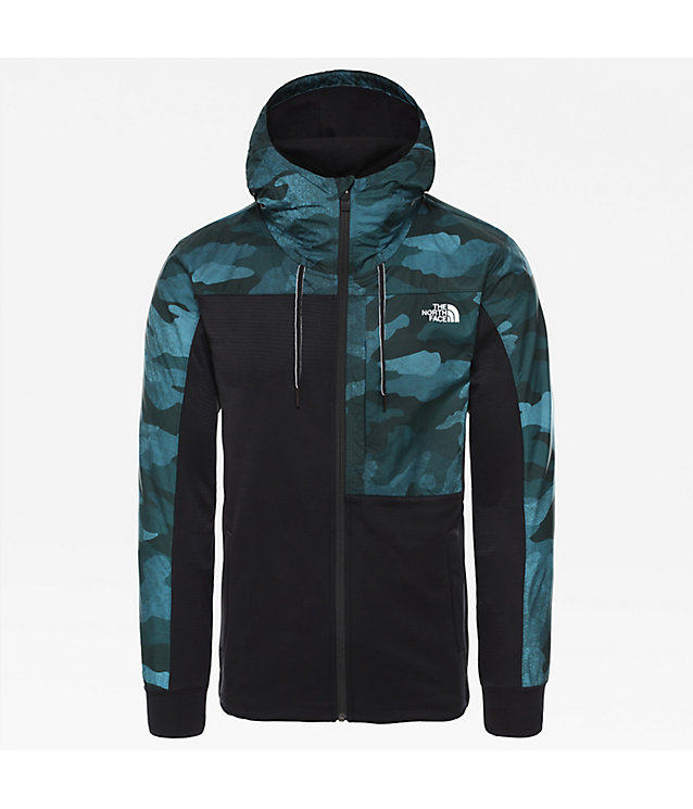 Herren Train N Logo Overlay Jacke | The North Face
