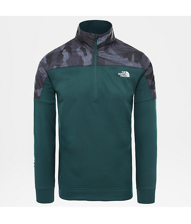Men's Train N Logo 1/4 Zip Pullover | The North Face